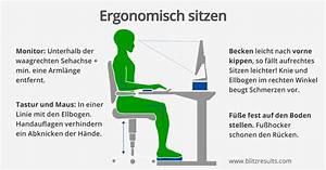Tipps Bodenbelag Für Büro : sitzen macht krank 6 tricks f r eine ges ndere ~ Michelbontemps.com Haus und Dekorationen