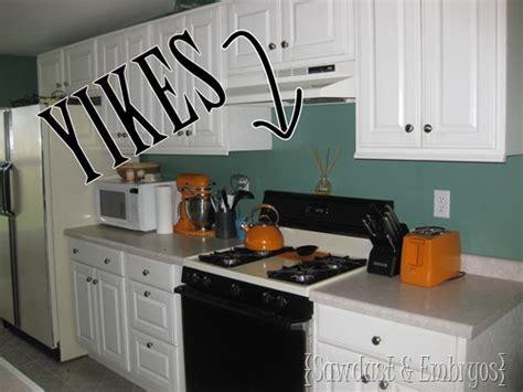 painting kitchen backsplash ideas paint your backsplash sawdust and embryos