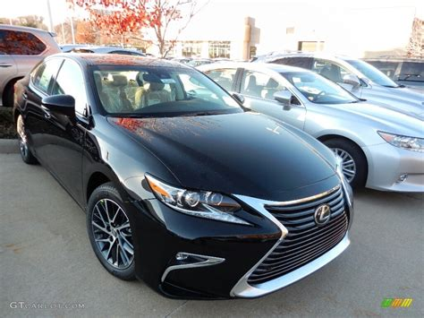 2017 Obsidian Lexus Es 350 117091438 Gtcarlot Com Car