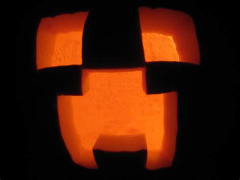 Minecraft Creeper Pumpkin Stencils by Pumpkin Carving 2011