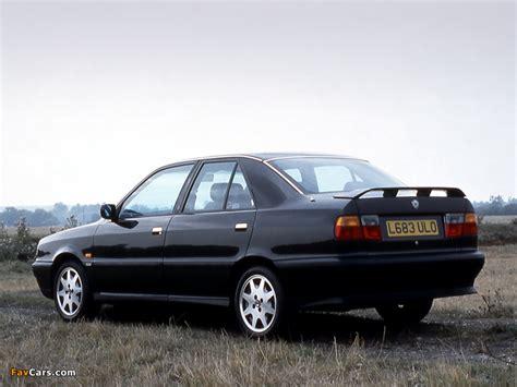 Pictures of Lancia Dedra HF Turbo UK-spec (835) 1992–94 ...