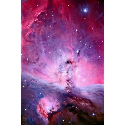 Orion Nebula From Telescope - Pics about space