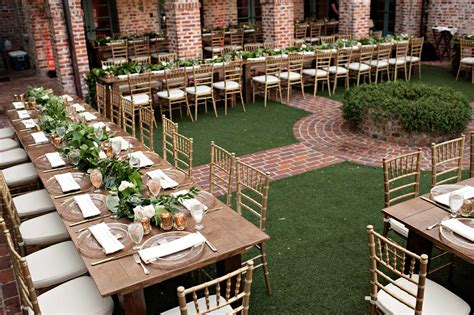Gorgeous Greenery Filled Wedding At Casa Feliz In Winter