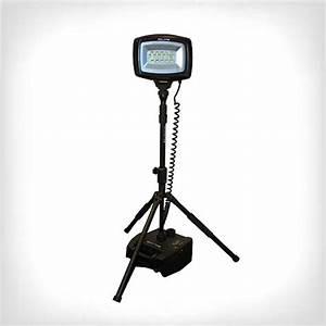Projecteur De Chantier Led : projecteur de chantier rechargeable lite portable et ~ Edinachiropracticcenter.com Idées de Décoration