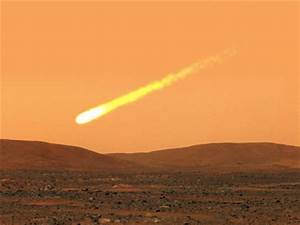 Will comet 2013 A1 smash into the Martian surface in ...