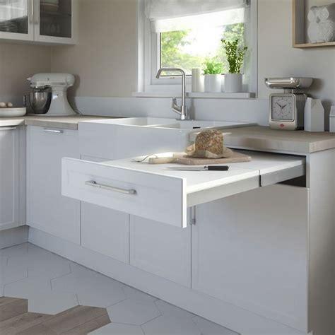 table cuisine escamotable tiroir table de cuisine escamotable dans tiroir cuisine idées