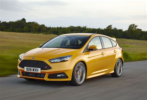 New 2015 Ford Focus St Pricing Revealed For The Uk