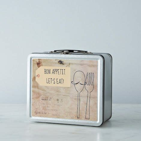 Kitchen Confidential Part 7 by Exclusive Provisions Lunch Box By Inkspotts Tea And
