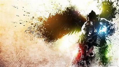 Jin Devil Tekken Kazama Wallpapers Ask Awesome