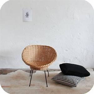 Fauteuil Exterieur Osier : fauteuil osier ~ Premium-room.com Idées de Décoration