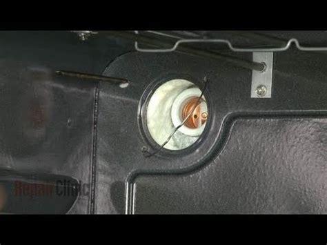 oven light socket replacement frigidaire electric range