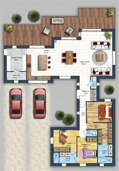 chambre d h e loire atlantique constructeur maison moderne nantes hauts pavés loire