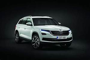 Skoda Kodiaq Business : skoda to launch hot kodiaq vrs suv next year autocar ~ Maxctalentgroup.com Avis de Voitures