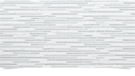 mosaic kitchen tile backsplash modern white marble glass linear backsplash tile