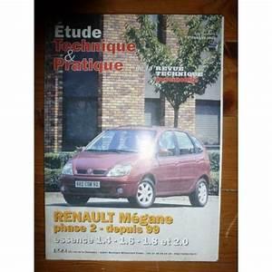 Revue Technique Megane 2 : renault megane phase 2 essence 1 4 1 6 1 8 2 0 depuis 1999 ~ Maxctalentgroup.com Avis de Voitures