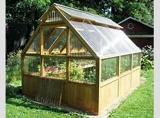 DIY Greenhouse Plans and Greenhouse Kits Lexan