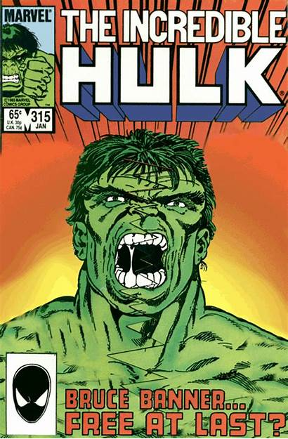 Hulk Incredible Animated Comics Marvel Comic Gifs