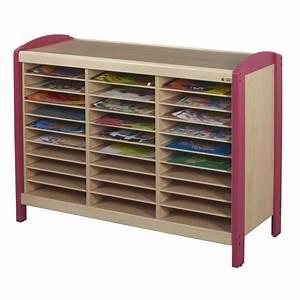 Meuble Casier Rangement : meuble rangement dessins 30 casiers millenium collectivites ~ Teatrodelosmanantiales.com Idées de Décoration