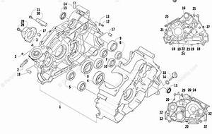 Arctic Cat Side By Side 2008 Oem Parts Diagram For
