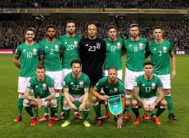 Ireland Could Part Event With World Cup