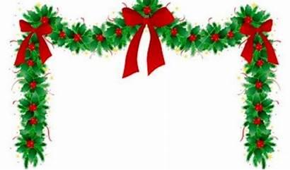 Clipart Christmas Borders Clip Merry Mac Cliparts