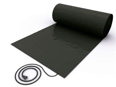 Tappeti Riscaldanti reti e tappetini riscaldanti per esterno riscaldamento