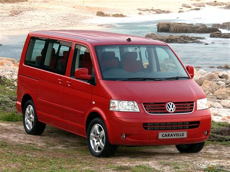 Volkswagen Caravelle Hd Picture by Pictures Of Volkswagen T5 Caravelle Za Spec 2003 09 1280x960