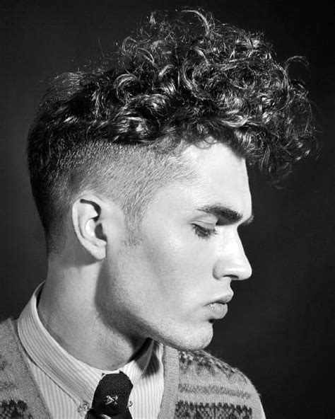 The best hairstyles for curly hair men can easy maintain are created from the simplest universal cut with the length that lets the curls reveal their texture. 50 Long Curly Hairstyles For Men - Manly Tangled Up Cuts