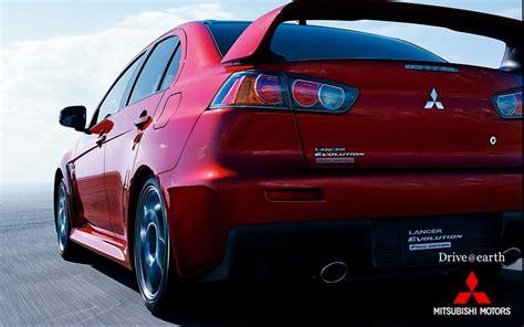 Mitsubishi Reveals Japan-only Lancer Evolution X Final Edition