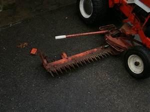 Simplicity Sickle Mower