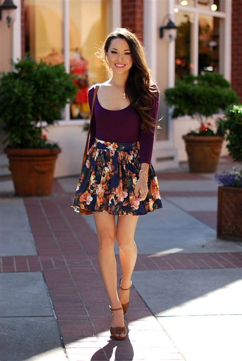 Maxi Skirt Outfits Tumblr 2014-2015 | Fashion Trends 2015-2016