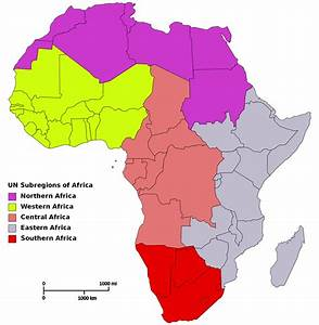 List of regions of Africa - Wikipedia