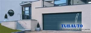 Porte De Garage Tubauto : installateur fabricant et r parateur de portes de garage ~ Melissatoandfro.com Idées de Décoration