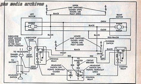 Tech Files Dodge Charger Hidden Headlamp System
