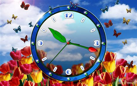 Free Animated Clock Wallpaper For Desktop - awesome animated clock wallpaper for desktop free