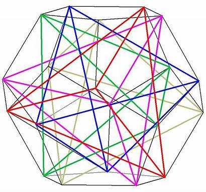 Geometry Shapes Geometric Dodecahedron Complex Shape 3d