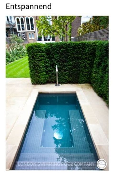 25 best ideas about mini pool on backyard pools small pools and plunge pool