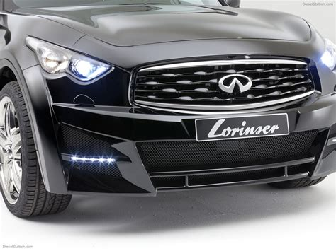 Lorinser Infiniti Fx30d S 2018 Exotic Car Pictures 12 Of