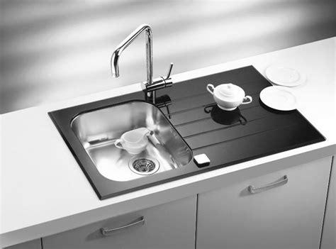 glass kitchen sink black white bespoke colours yellow