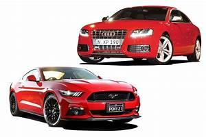 New vs Used - Ford Mustang GT vs 2007 Audi S5   MOTOR