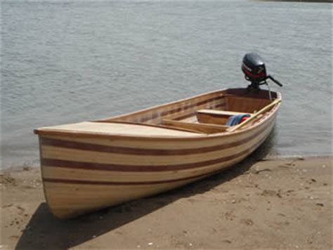 Stern Boat Type by Square Stern Canoe Type Boats