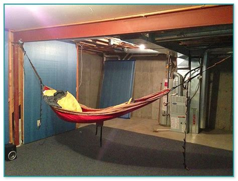 Hammock From Ceiling by Hanging Hammock From Ceiling Home Improvement
