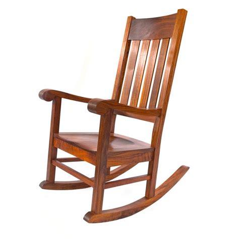 reading rocking chair pict koa wood rocking chair martin macarthur