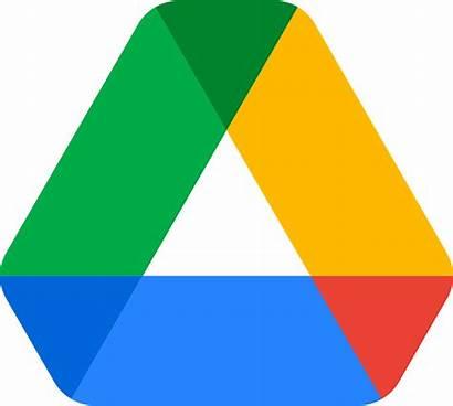 Drive Google Icon Svg Wikipedia Workspace Dysk