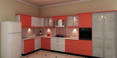 modular kitchen designs india i shaped modular kitchen design designer by design 7824