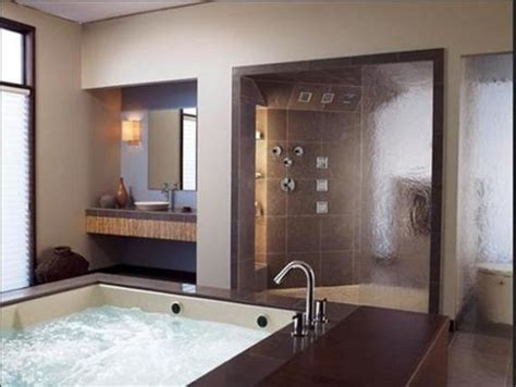 Spa Bathrooms : Large And Beautiful Photos. Photo To