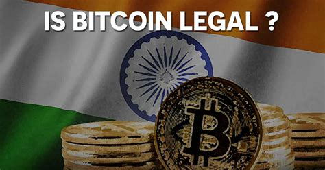 Is bitcoin legal in america? Bitcoin legality in India- Is Bitcoin Legal in India in 2020