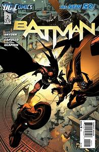 Batman (New 52) #2 | Cross Culture