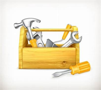 Tools Cartoon Vector 56mb Tool Box Eps