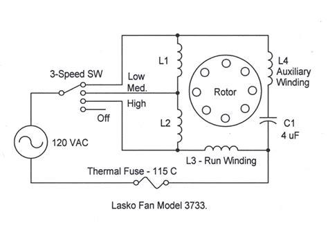 wiring diagram electric fan wiring diagram standard
